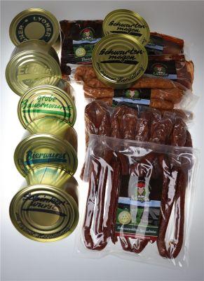 Schwarzwald Maxi Spar Sortiment | Vorratspaket