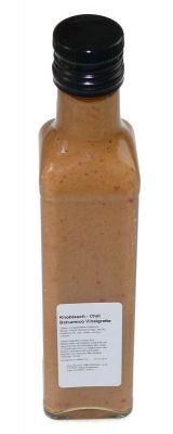 Knoblauch-Chili-Balsamico Vinaigrette 250ml
