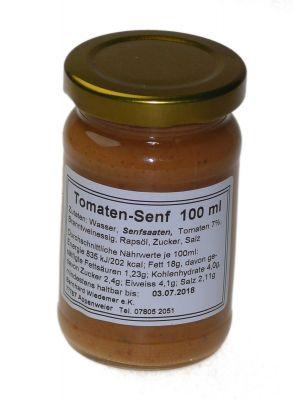 Gourmet Tomaten Senf 100g