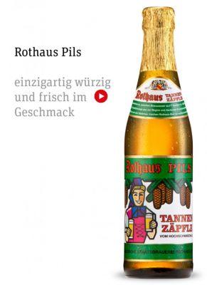 ROTHAUS Zäpfle 6 x 0,33L Alk. 5,1% vol