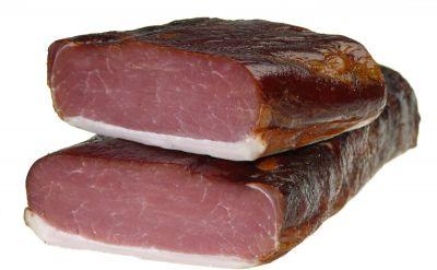 Geräuchertes Schweine-Karree - aus dem Rücken | 400g