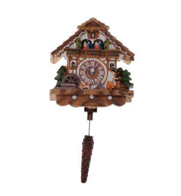 Kuckucks Uhr | mini | Holzhacker