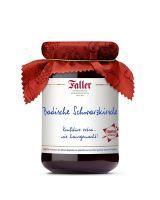 Badische Schwarzkirsche | Konfitüre extra | 60% Frucht | 330g