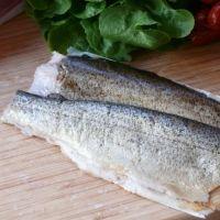 Schwarzwälder Forelle - 2 Filets = 1 Fisch - heiß geräuchert