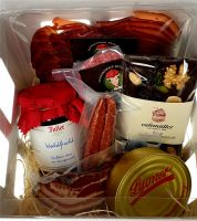 Picknick Offenburg - mit Waldrucht Marmelade, Schinken, Salami