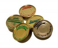 Sortiment Dosenwurst 5 x 200g Dosen