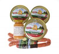 Chili Wurst Probierpaket - 5-teilig