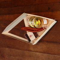 Feinstes mit Chili - Präsentkorb mit Chili Wurst und Schokolade