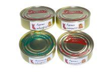 Chili - Lyoner (brennt!) Dosenwurst 5 x 200g Dosen