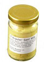 Gourmet 7-Kräuter Senf 100g