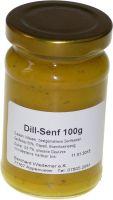 Gourmet Dill Senf 100g