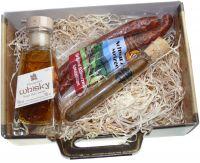Schwarzwald Triple Pack - Whisky, Zigarre und Energiewurst