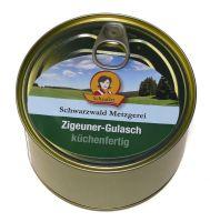 Zigeuner Gulasch - küchenfertig | 400g Dose