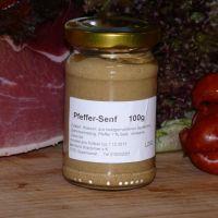 Gourmet Pfeffer Senf 100g