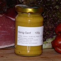 Gourmet Honig Senf 100g