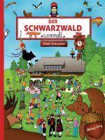 Wimmelbuch Schwarzwald - Der Schwarzwald wimmelt