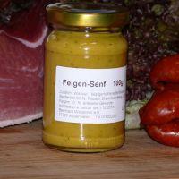 Gourmet Feigen Senf 100g